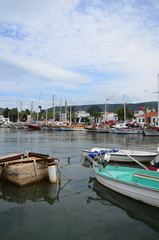 Port de Bordrum , Turquie