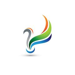 Eagle Bird Logo