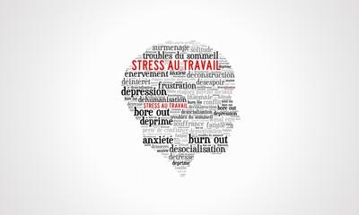 Diapo Stress au travail