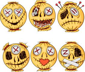 halloween-style smiles of horror 4