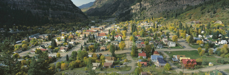 Town of Ouray, CO ÒLittle Switzerland of AmericaÓ
