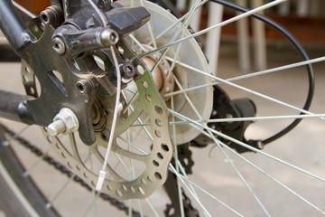 Disc bike