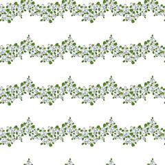 Seamless natural pattern