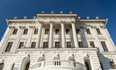 Pashkov House famous classic buildings in Moscow,