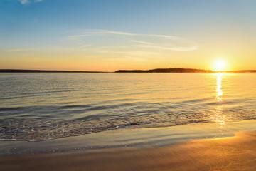 Carters Beach at Sunrise