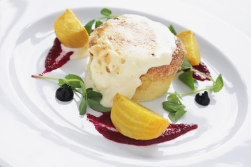 cheese souffle appetizer starter