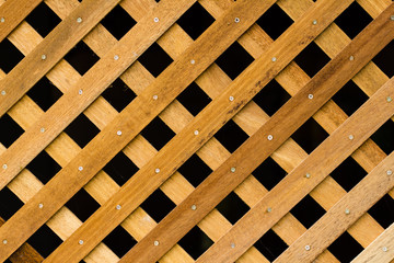 texture of slat wall