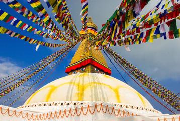 Bouddhanath Stupa,Kathmandu