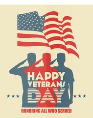 Happy veterans day.