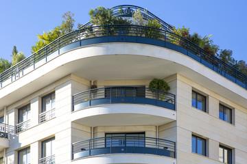 Immeuble de luxe