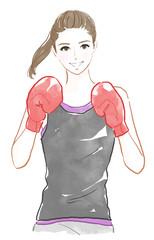 ボクシングのイメージ