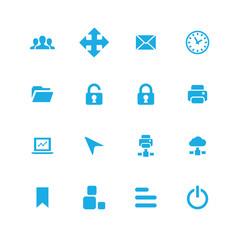 app icons universal set