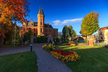historisches Rathaus Schladming