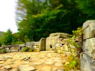 the dolmens of the Caucasus