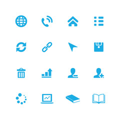 corporate icons universal set