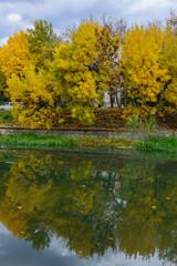 Autumn in parks