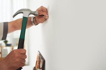 Repairs of house