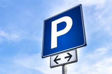 Parking signal
