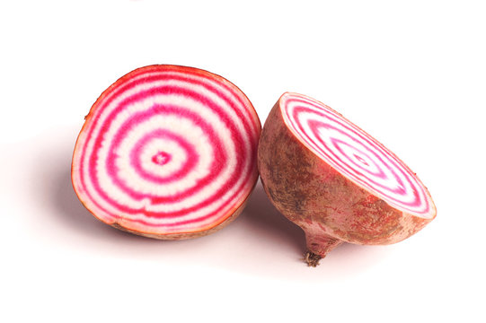Candy cane beetroot