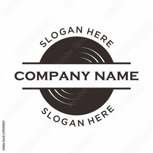 music company icon logo