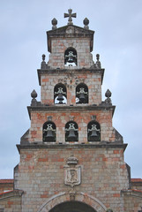 Bell Tower of Cangas
