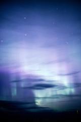 Northern Lights Aurora Borealis Alaska Night Sky Astronomy
