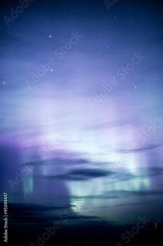 """Northern Lights Aurora Borealis Alaska Night Sky ..."