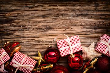 Weihnachten Holz