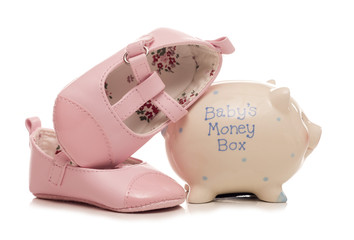Saving for a baby girl