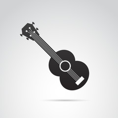 Guitar VECTOR icon.