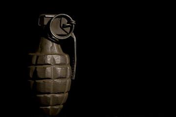World War Two Hand Grenade