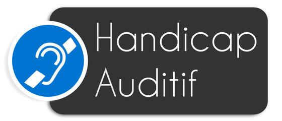 Etiquette : Handicap Auditif