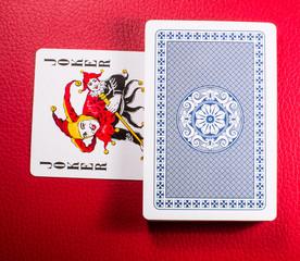 Джокер и колода карт