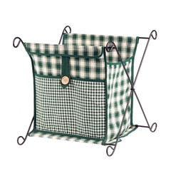 basket for newspapers