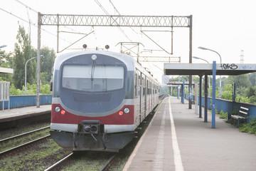 Local Trains in Krakow