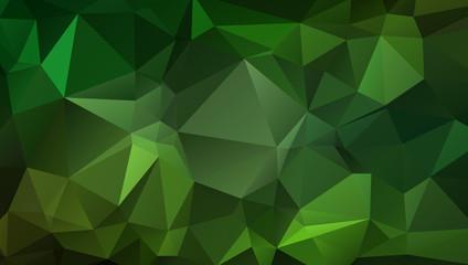 Triangular wallpaper