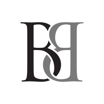 BB Initials Logo Template