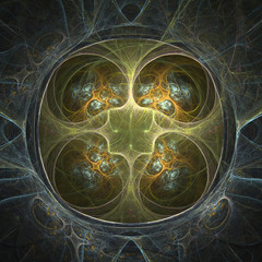 abstract fractal design that works great as a background