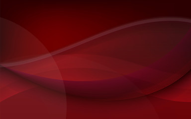 Red background with gradient and blend. Business style or fashio
