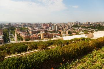 the Cascade in Yerevan