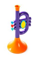 Toy trumpet