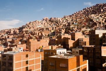 La Paz City - Bolivia