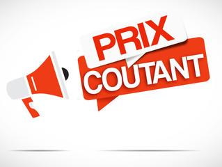 mégaphone : prix coutant