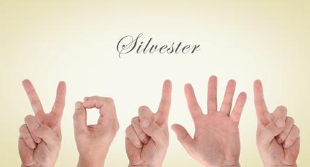 Silvester Finger