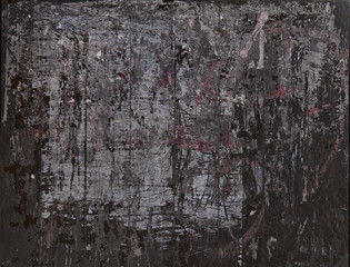 Textured dark grunge background