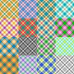 Fantasy Tartan Patterns