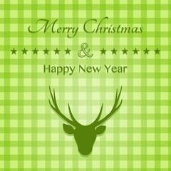Merry Christmas - Vektor Grafik