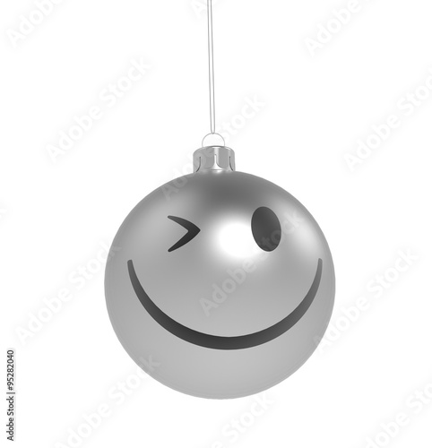Christbaumkugeln Besondere.Silberne Christbaumkugeln Stock Photo And Royalty Free Images On