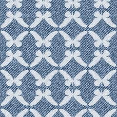 Elegant seamless pattern with butterflies