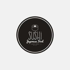 Sweet Sushi Label
